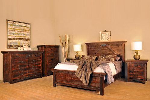 Rustic Carlisle Bedroom Suite