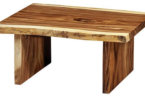 Freeform Wood Coffee Table
