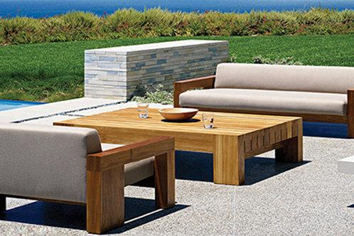 Solid Teak Wood Table Set