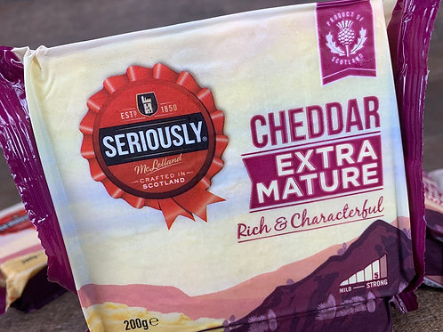U.K. McLelland Mature Cheeddar Cheese