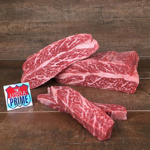 U.S. Prime Grade Short Rib Boneless