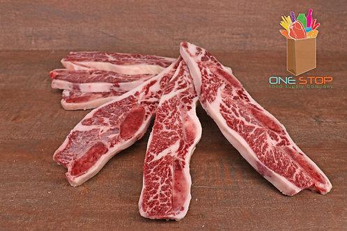 U.S. Beef Short Rib Sliced