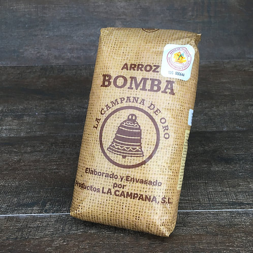 Spanish Bomba Rice