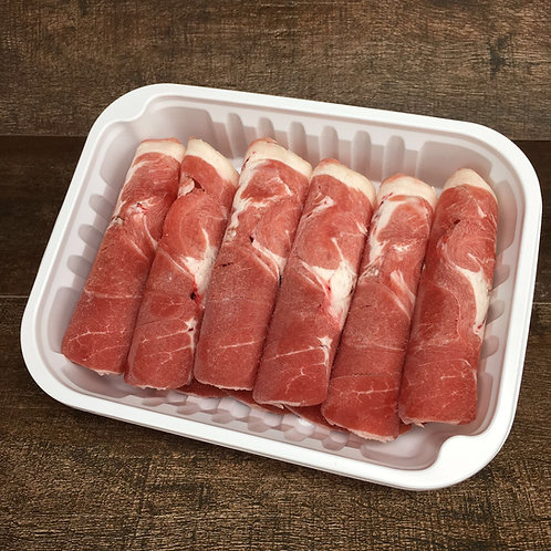 Australian Lamb Hot Pot Sliced
