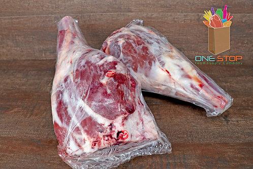 New Zealand Lamb Leg Bone-In