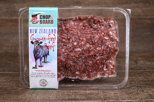 New Zealand Grass Fed Minced Beef