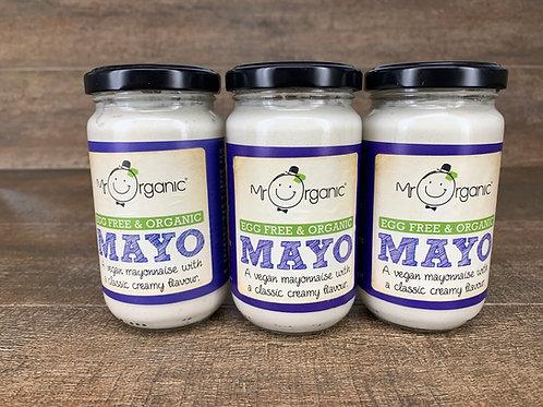 Egg Free & Organic Mayo