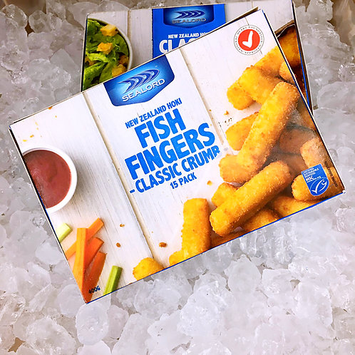 New Zealand Frozen Fish Fingers