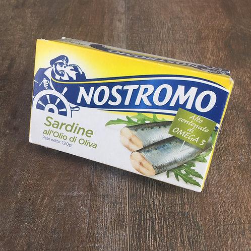 Nostromo Sardine in Olive Oil