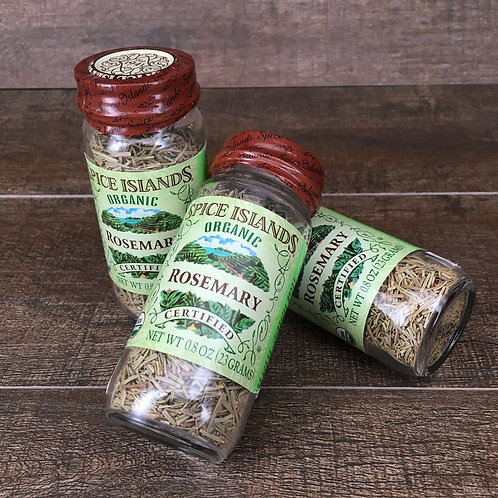 U.S. Spice Island Organic Rosemary