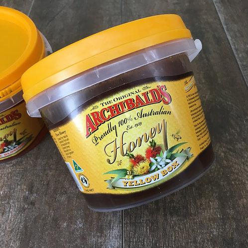Australian Pure Honey (Yellow Box)