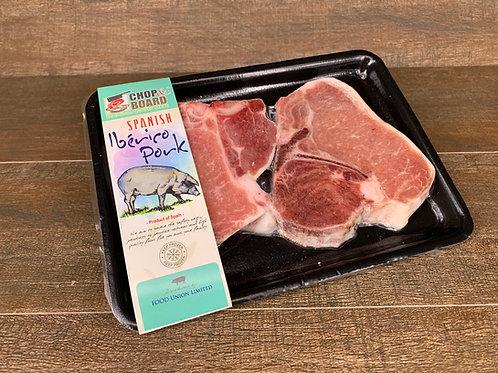 Spanish Ibérico Pork Chop