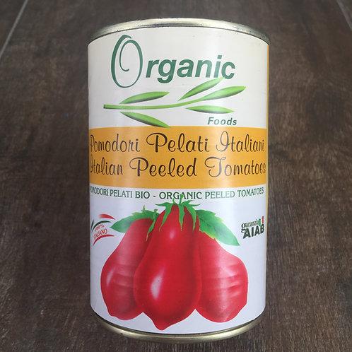 Itailian Organic Peeled Tomatoes