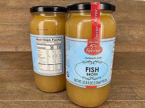 Spanish Fish Broth