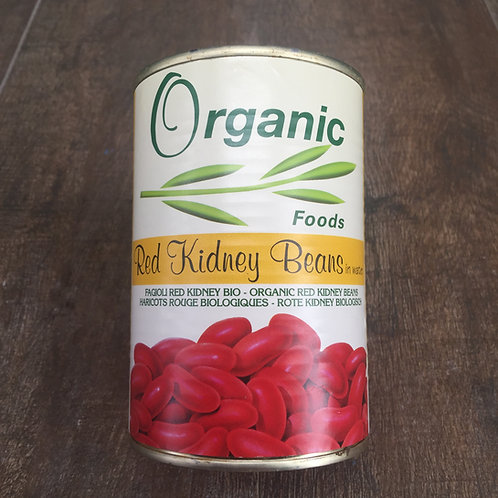 Italian Organic Red Kidney Beans