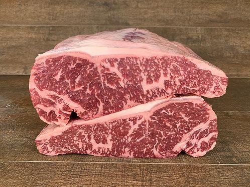 Korean Hanwoo Sirloin Steak Grade 1++
