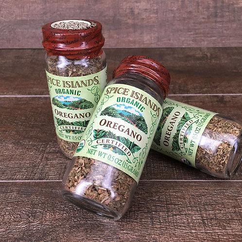U.S. Spice Island Organic Oregano