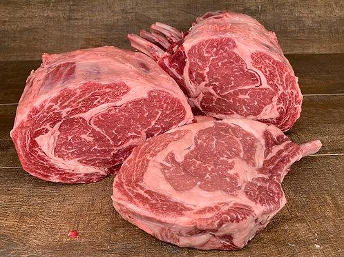 U.S. Prime Grade Beef Bone-In Ribeye Steak