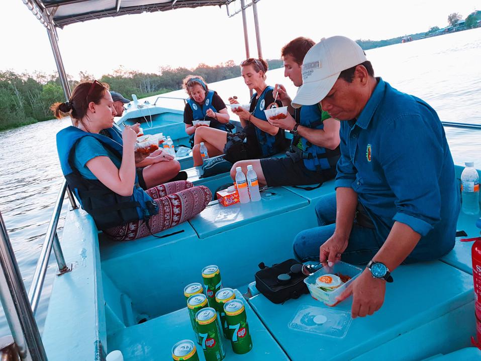 Wetland Wildlife Cruise