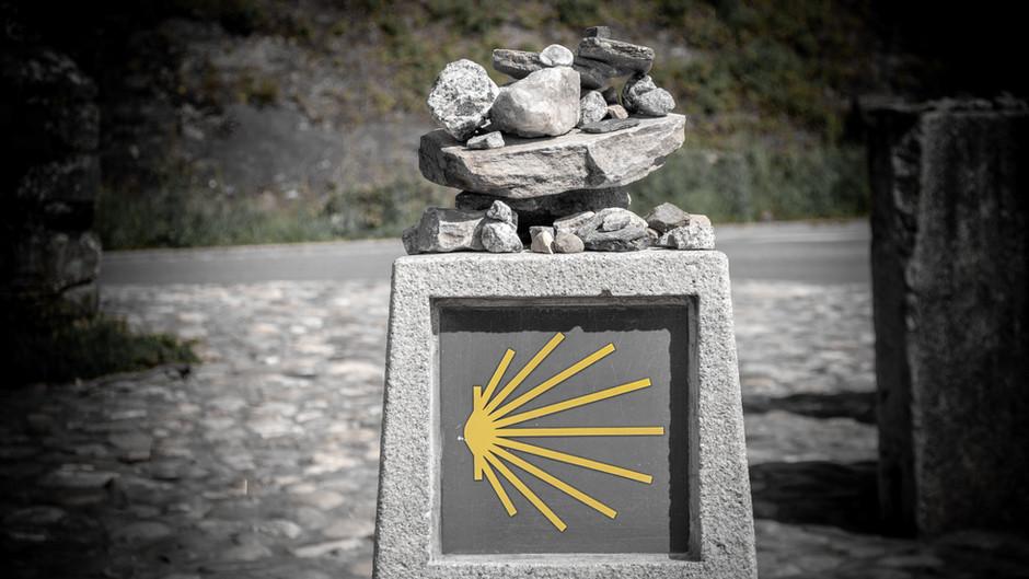 El Camino de Santiago por el Camino Primitivo.