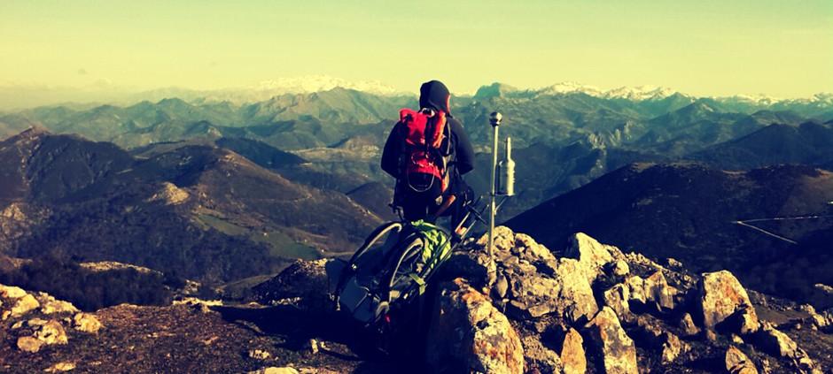 La Sierra de Peñamayor: Una ventana a la Montaña asturiana.