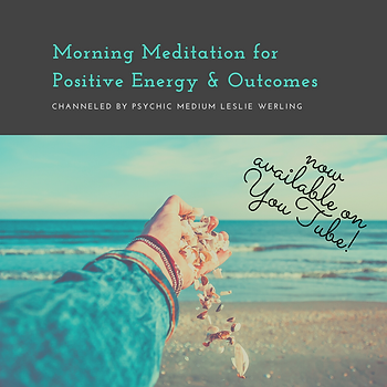 Morning Meditation for Positive Energy &