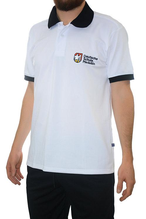 Camiseta Tipo Polo Unisex