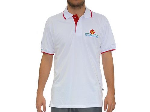 Camiseta Diario tipo polo unisex - 91022