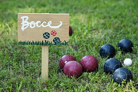 Bocce Tournament