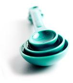 Blue Spoon Set