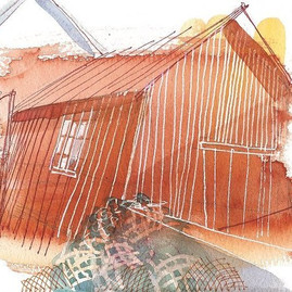 The Boat Shed (original sold)