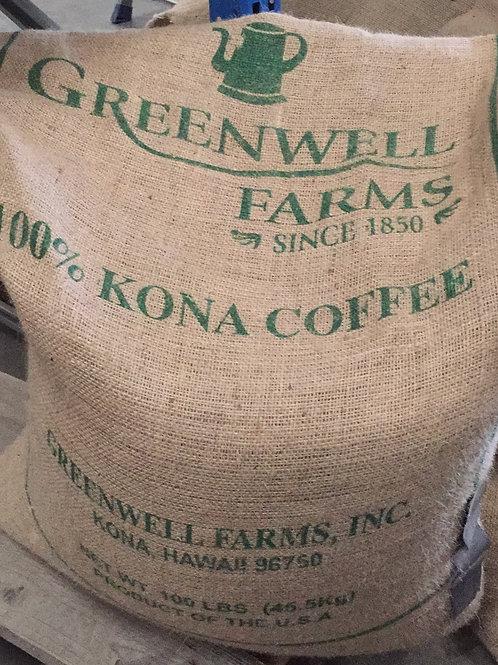 Hawaiian Kona Select Prime Scr 18 - Per Kg