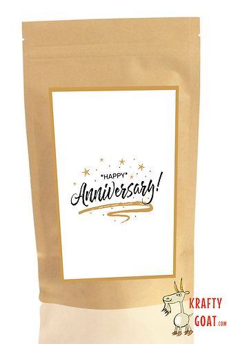 Personalised Tea & Coffee Gifts (Anniversary 5)