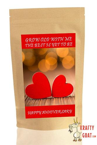 Personalised Tea & Coffee Gifts (Anniversary 2)