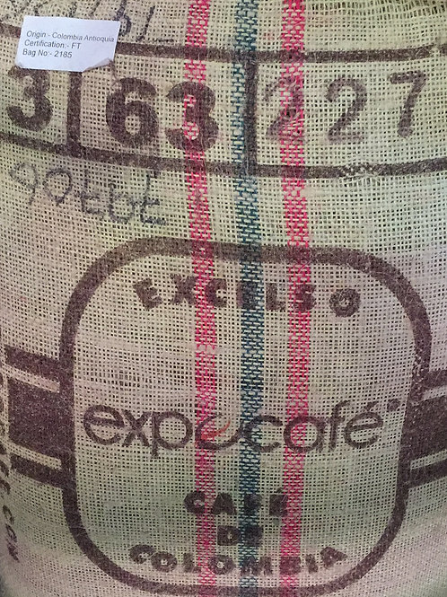 Colombian Excelso Antioquia Fairtrade - Per Kg