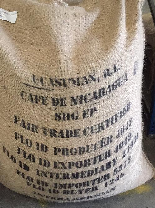 Nicaragua Estelli SHG EP FairTrade - Per Kg