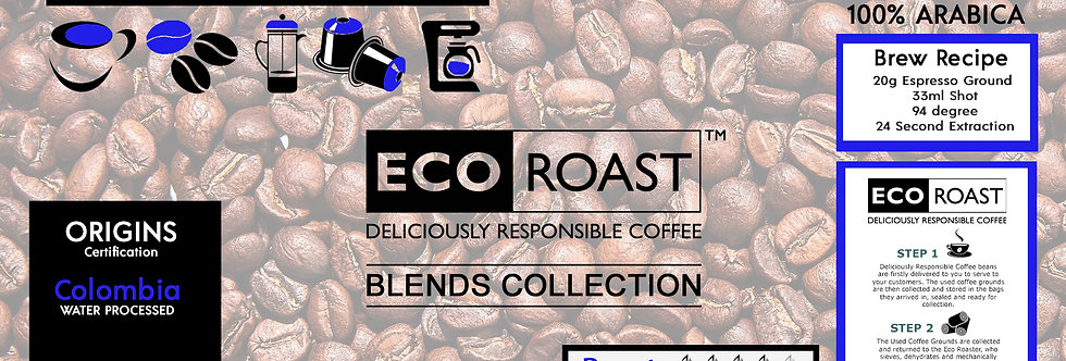 Eco Roast Barista Blend #4