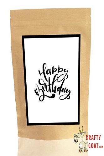 Personalised Tea & Coffee Gifts (Birthday 7)