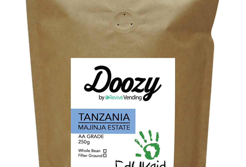 Doozy - Tanzanian Majinja AA - 250g EdUKaid