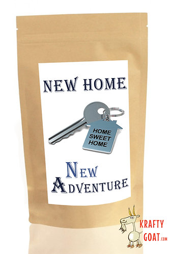 Personalised Tea & Coffee Gifts (New Home 3)