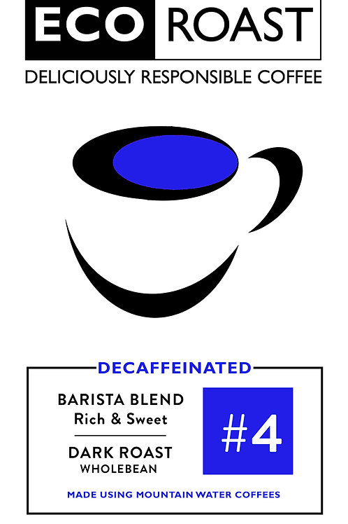 1kg Eco Roast Barista Decaf #4