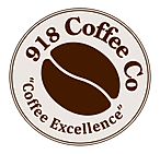 918 Coffee Logo