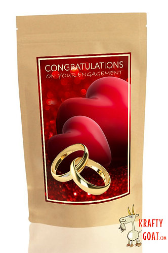 Personalised Tea & Coffee Gifts (Engagement 4)