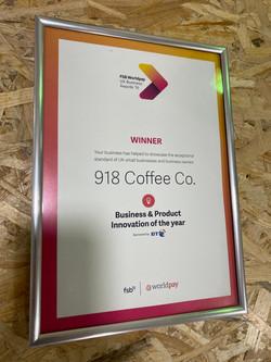 FSB - Business & Product Award