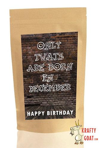 Personalised Tea & Coffee Gifts (Birthday 4)