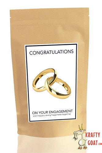 Personalised Tea & Coffee Gifts (Engagement 3)