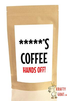 KRAFTY NAMED COFFEE