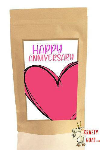 Personalised Tea & Coffee Gifts (Anniversary 3)