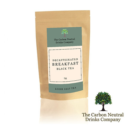 Decaffeinated English Breakfast - Looseleaf