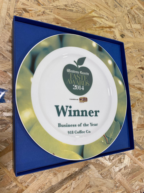 Taste Award 2014